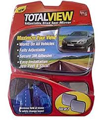 Driving Blind Spot Check Amazon Com Allview Rearview Mirror Eliminate Blind Spots With A