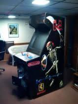 killer instinct arcade cabinet deliver a killer instinct arcade cabinet can be on pallet to gramercy