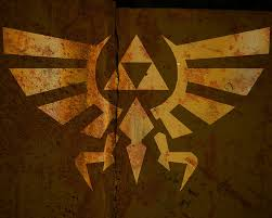 zelda wall mural poster triforce war torn zelda wall mural poster triforce war torn