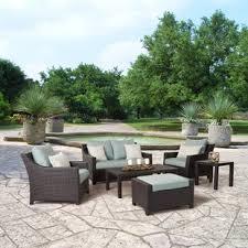 sunbrella fabric included patio furniture sets birch lane