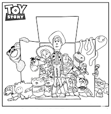 toy story alien coloring page alltoys for