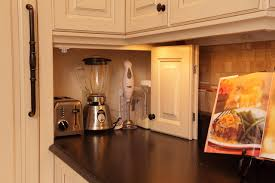 kitchen appliance storage cabinet inspiring appliance storage cabinet the best places to stash small