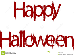 happy halloween text in the middle of spider web with glowing