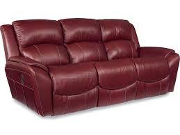 La Z Boy Recliners Sofas by La Z Boy Barrett Casual La Z Time Full Reclining Sofa With Pillow