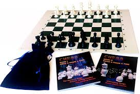 Amazon Chess Set Amazon Com Sciencewiz Chess Once A Pawn A Time Board Game