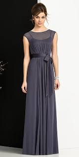 sleeved bridesmaid dresses after six 6676 cap sleeve bridesmaid gown novelty