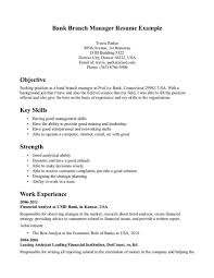 Best Resume Key Skills by Marvellous Example Resume Investment Banking Financial Modeling