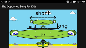 opposites kids song offline android apps on google play