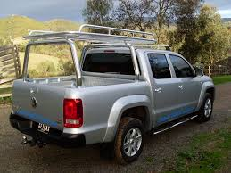 volkswagen amarok custom ozrax australia wide ute gear ute accessories ladder racks
