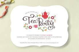 bridal tea party invitation bridal tea party invitations cimvitation