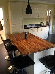 designing a breakfast bar with a kitchen worktop worktop express