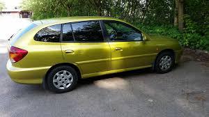 kia rio station wagon