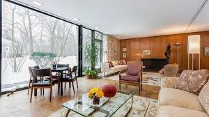 mid century james speyer designed glass home earns 607k curbed