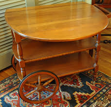 Drop Leaf Kitchen Island Table Cool Portable Kitchen Island With Drop Leaf Combined Rounded Wheel