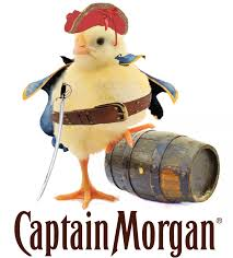 Captain Morgan Meme - baby chicken standing on an egg like captain morgan photoshopbattles