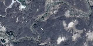Google Maps Dead Body Hundreds Of Mysterious Stone U0027gates U0027 Found In Saudi Arabia U0027s