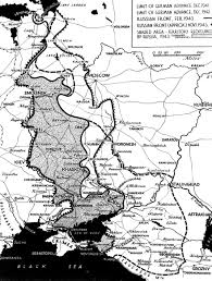 Battle Of Kursk Map Stalingrad