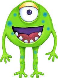 purple martini clip art your free art cute blue purple and green cartoon alien monsters