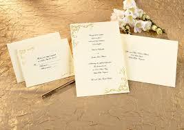 brides invitation kits wedding invitation diy kit amulette jewelry