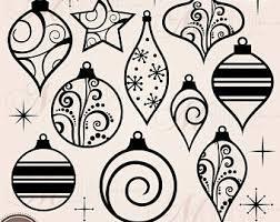 premium ornaments clip vectors ornament