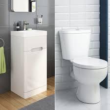 Home Decorators Cabinets Crosby Toilet 400mm Tuscany Cloakroom Basin Cabinet Set Soak Com