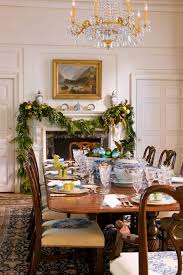 Traditional Home Christmas Decorating Ideas by Decorating A Capital Christmas Traditional Home