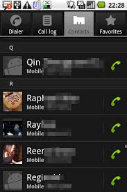 contacts apk mod dialer contacts apk 2 8 based chai htc g1