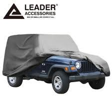 Jeep Wrangler Waterproof Interior Waterproof Car Covers For Jeep Wrangler Ebay
