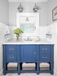 Navy And White Bathroom Ideas Artistic Best 25 Blue Vanity Ideas On Pinterest Bathroom Navy