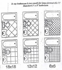 Ada Bathroom Dimensions Exclusive Standard Bathroom Size H52 For Your Home Design Planning