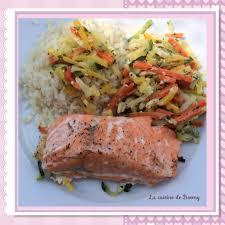 cuisine pav de saumon pavé de saumon et sa julienne de légumes ww la cuisine de boomy