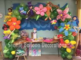 Theme Decoration by Fairy Arch Seattle Balloon Decorations