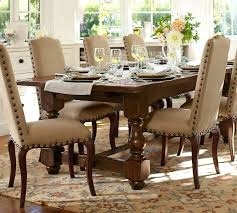 Pottery Barn Dining Room Chairs - Pottery barn dining room set