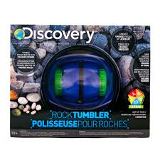 buy the discovery kids rock tumbler kit at michaels