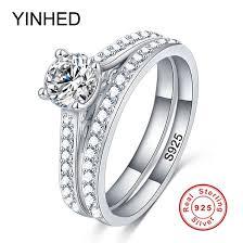 cheap wedding sets online get cheap diamond rings wedding sets aliexpress