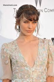 braid styles for thin hair hairstyling fine hair like milla jovovich