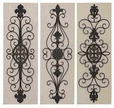 wall ideas design assorted metal metal decorative wall