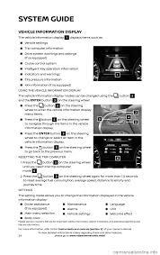 nissan pathfinder tire pressure tire pressure nissan pathfinder 2017 r52 4 g quick reference guide