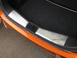 nissan versa bumper replacement fit for nissan versa note 2017 stainless steel car door inside