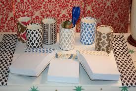Stylish Desk Accessories The Board Macrae Designs Blog Dorothy Mae
