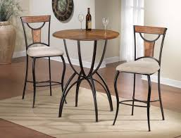 kitchen dark wood dining table round kitchen table round table