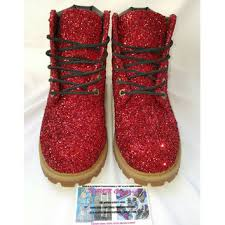 buy timberland boots from china custom glitter timberland boots from mammcreations on etsy