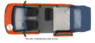 Van Awning Nz Rocket Budget Campervan By Spaceships Low Price Better Quality
