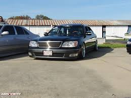 slammed lexus ls400 universal air suspension airsociety part 5