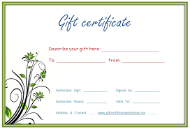 pages templates for gift certificate 91 pages gift certificate template christmas gift certificate