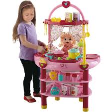 Baby Doll High Chair Set Baby Alive Snack Time High Chair Set Home Chair Decoration