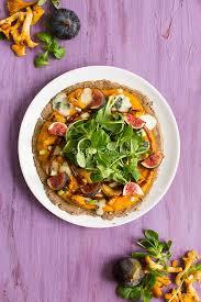 cuisine automne recette de pizza d automne sans gluten potimarron farine de