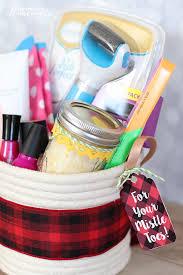 Spa Gift Basket Ideas Lemon Lime Coconut Sugar Scrub Happiness Is Homemade
