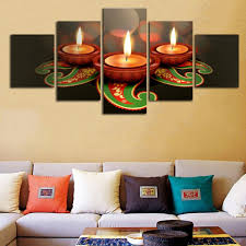 frame painting living room decoration modular pictures 5 piece