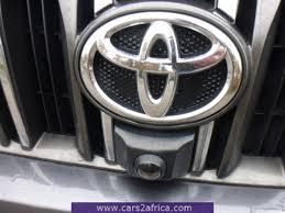 logo toyota land cruiser cars2africa